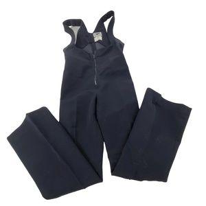 Obermeyer Snow Pants Bibs 10 L Long Ladies Vintage